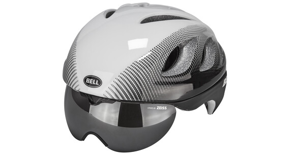 Bell Star Pro Shield helm wit
